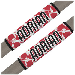 Celtic Knot Seat Belt Covers (Set of 2) (Personalized)