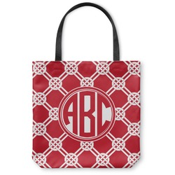 Celtic Knot Canvas Tote Bag (Personalized)