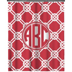 """Celtic Knot Extra Long Shower Curtain - 70""""x84"""" (Personalized)"""