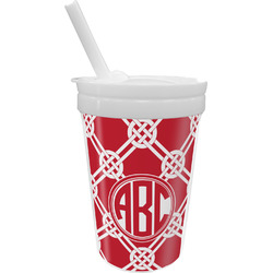 Celtic Knot Sippy Cup with Straw (Personalized)