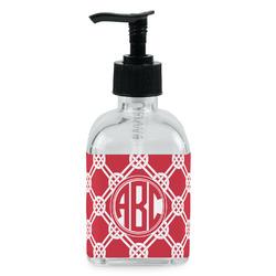 Celtic Knot Soap/Lotion Dispenser (Glass) (Personalized)