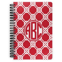 Celtic Knot Spiral Bound Notebook (Personalized)