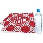 Celtic Knot Sports & Fitness Towel (Personalized)