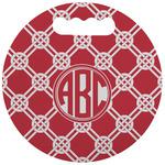 Celtic Knot Stadium Cushion (Round) (Personalized)