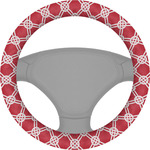 Celtic Knot Steering Wheel Cover (Personalized)