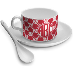 Celtic Knot Tea Cups (Personalized)