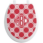 Celtic Knot Toilet Seat Decal (Personalized)