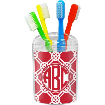 Celtic Knot Toothbrush Holder (Personalized)
