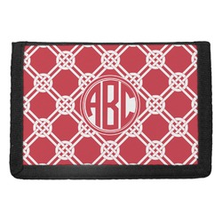 Celtic Knot Trifold Wallet (Personalized)