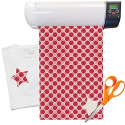 "Celtic Knot Heat Transfer Vinyl Sheet (12""x18"")"