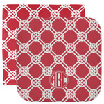 Celtic Knot Facecloth / Wash Cloth (Personalized)