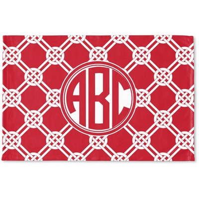 Celtic Knot Woven Mat (Personalized)