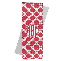 Celtic Knot Yoga Mat Towel (Personalized)