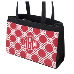 Celtic Knot Zippered Everyday Tote (Personalized)