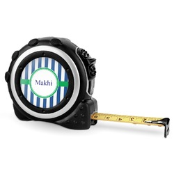 Stripes Tape Measure - 16 Ft (Personalized)