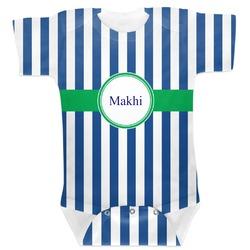 Stripes Baby Bodysuit (Personalized)