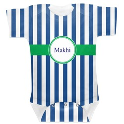 Stripes Baby Bodysuit (Personalized)