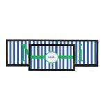 Stripes Bar Mat (Personalized)