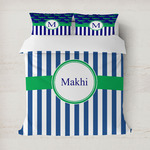 Stripes Duvet Covers (Personalized)