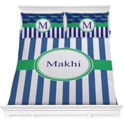 Stripes Comforter Set (Personalized)