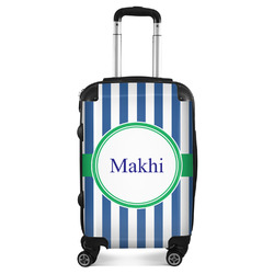 Stripes Suitcase (Personalized)