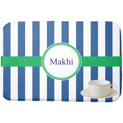 Stripes Dish Drying Mat (Personalized)