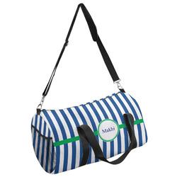 Stripes Duffel Bag (Personalized)