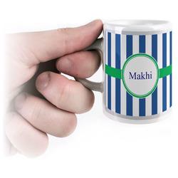 Stripes Espresso Cups (Personalized)