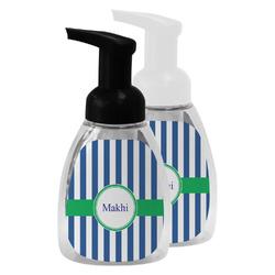Stripes Foam Soap Bottle (Personalized)