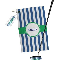 Stripes Golf Towel Gift Set (Personalized)