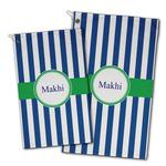 Stripes Golf Towel - Full Print w/ Name or Text