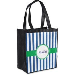 Stripes Grocery Bag (Personalized)