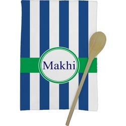 Stripes Kitchen Towel - Full Print (Personalized)