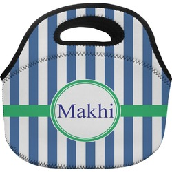 Stripes Lunch Bag (Personalized)