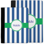 Stripes Notebook Padfolio w/ Name or Text