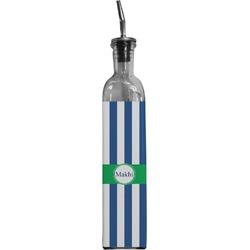 Stripes Oil Dispenser Bottle (Personalized)