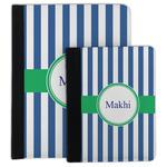 Stripes Padfolio Clipboard (Personalized)