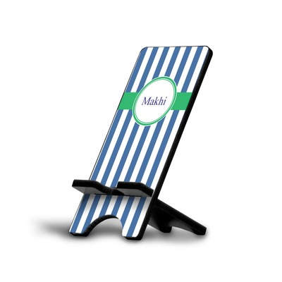 Stripes Cell Phone Stands (Personalized)