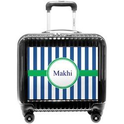 Stripes Pilot / Flight Suitcase (Personalized)
