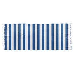 Stripes Faux Pashmina Scarf (Personalized)