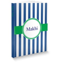 Stripes Softbound Notebook (Personalized)