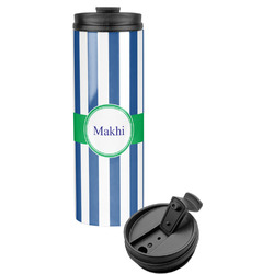 Stripes Stainless Steel Tumbler (Personalized)