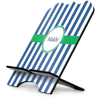 Stripes Stylized Tablet Stand (Personalized)