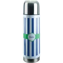 Stripes Stainless Steel Thermos (Personalized)