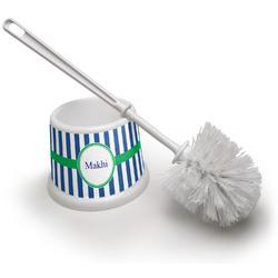 Stripes Toilet Brush (Personalized)