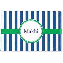 Stripes Woven Mat (Personalized)