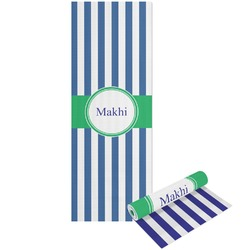 Stripes Yoga Mat - Printable Front and Back (Personalized)