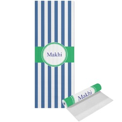 Stripes Yoga Mat - Printed Front (Personalized)