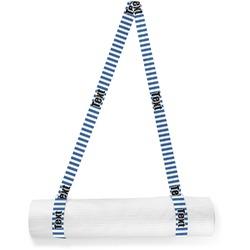 Stripes Yoga Mat Strap (Personalized)