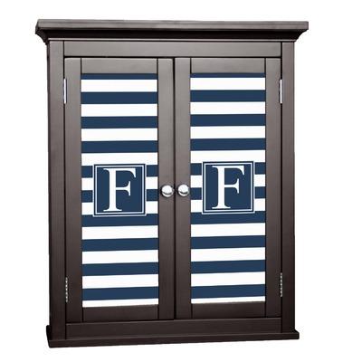 Horizontal Stripe Cabinet Decal Medium Personalized Youcustomizeit